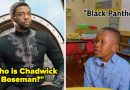 Chadwick Boseman Golden Globes 2021 Kids Interview